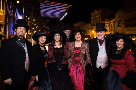 Head north to Thomasville, Ga., for the annual Victorian Chritmas.