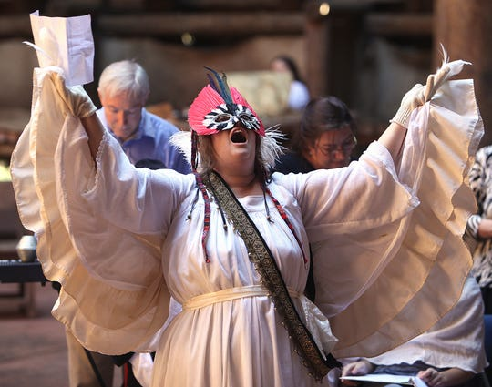 """""""Winter Solstice Celebrations: Native American Festival"""" at Mission San Luis"""