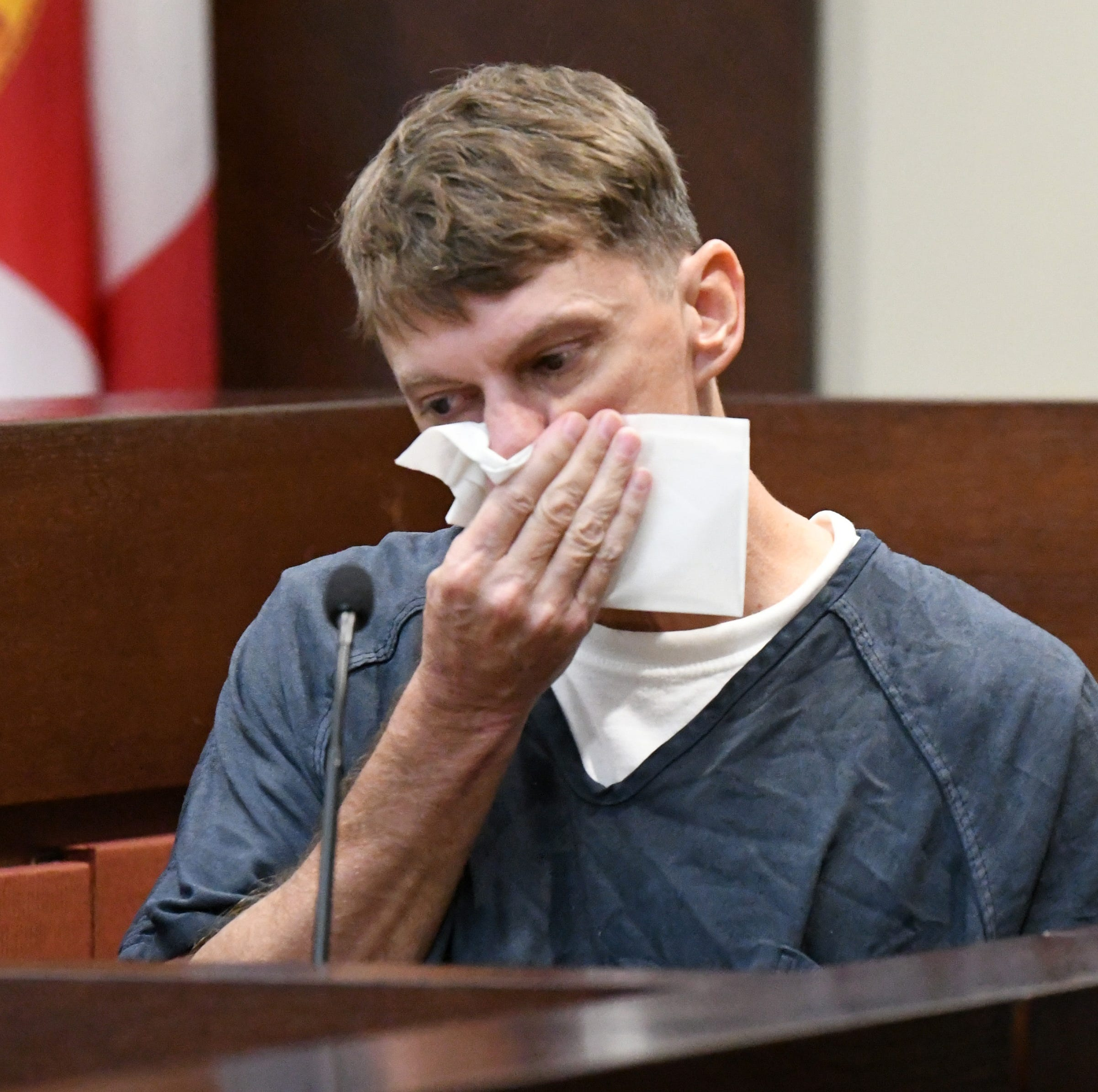Mike Williams murder: Brian Winchester testifies affair 'snowballed' into plot to kill