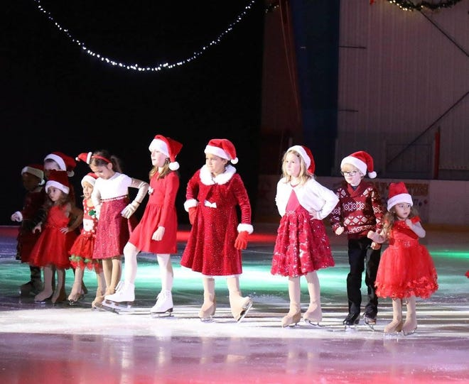 """Space coast Iceplex in Rockledge will host """"Christmas on Ice"""" Saturday, Dec. 15, at 6 p.m."""