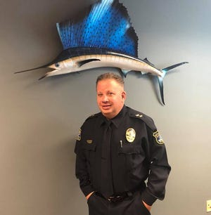 Joseph Tumminelli was appointed chief of Stuart's Police Department Dec. 10, 2018. Tumminelli has been the agency's interim chief since May.