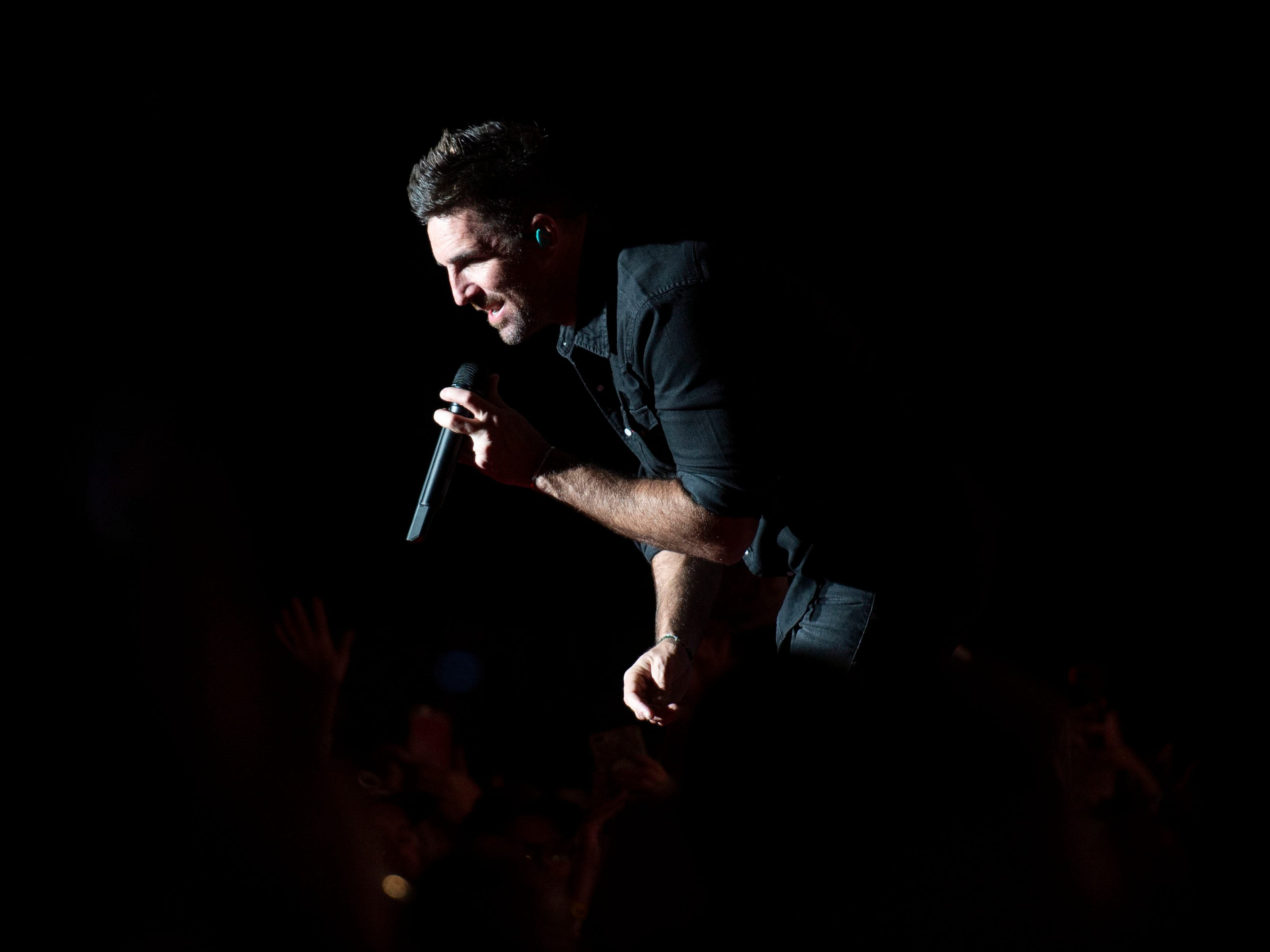 Country music star and Vero Beach native Jake Owen was joined by Joe Diffie, Chris Lane and Morgan Walden, for 12th annual Jake Owen Foundation Benefit Concert on Dec. 8, 2018 at the Indian River County Fairgrounds.
