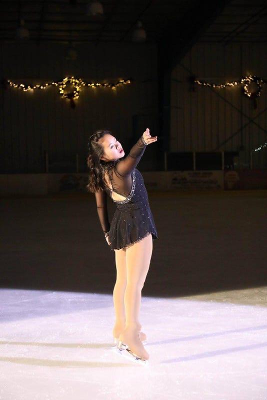 Olivia Christmas Show Iceplex 2018