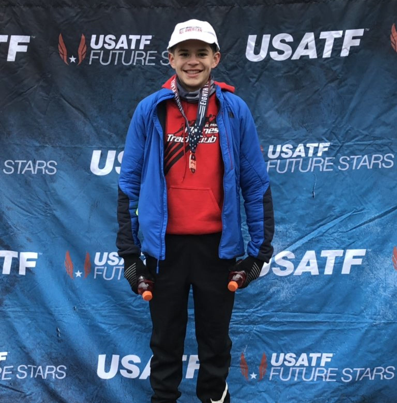 Americas runner Jared Laverty places eighth at national meet