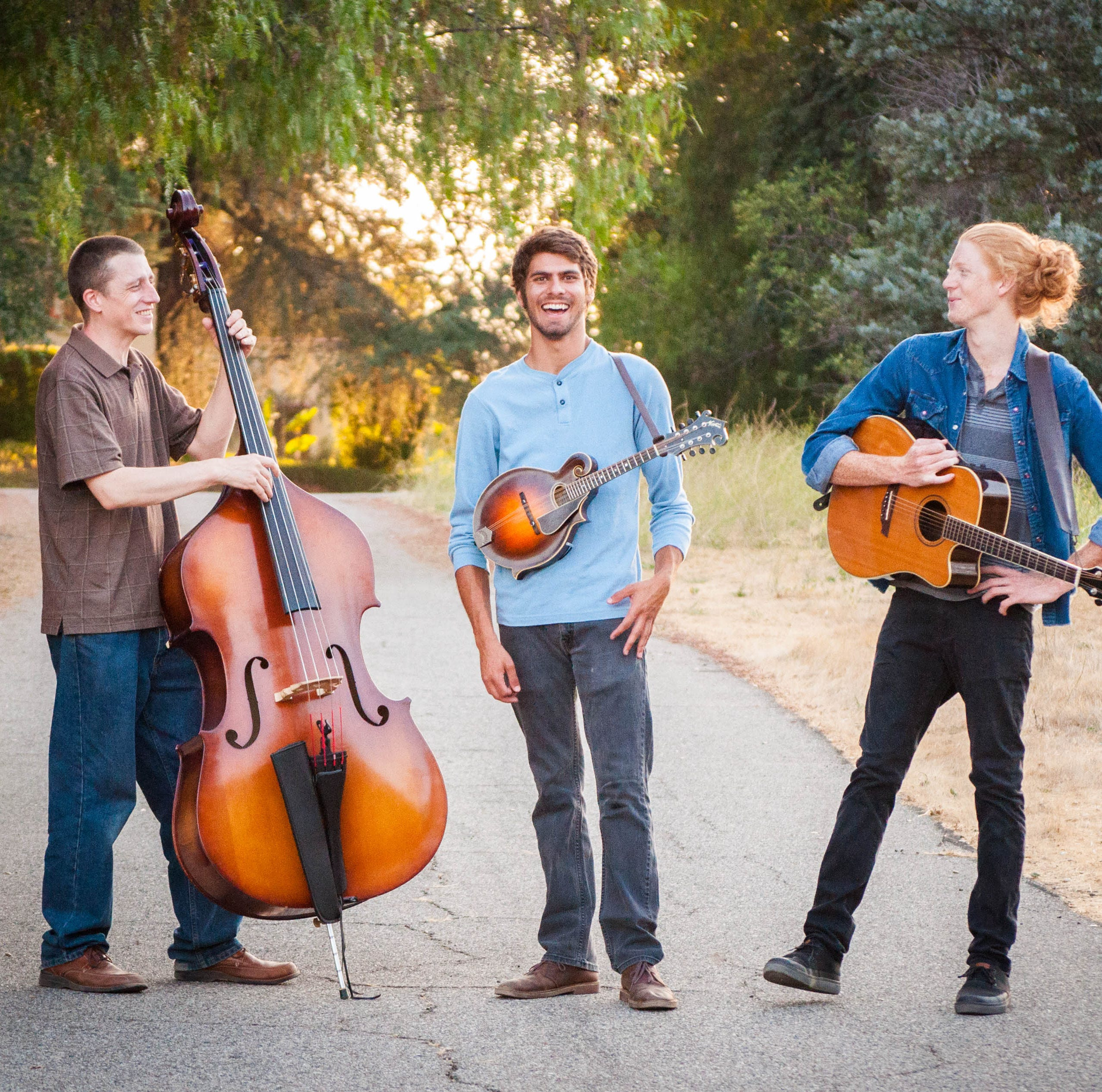 Ojai's own Rose Valley Thorns play bluegrass with a 93023 flavor