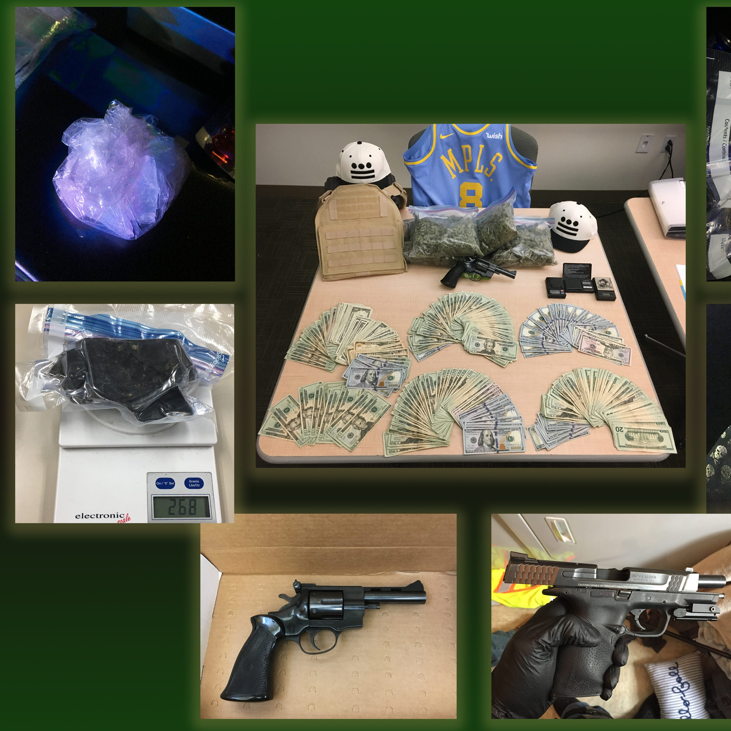 Drug-trafficking ring run from prison busted apart by Ventura County Sheriff's office