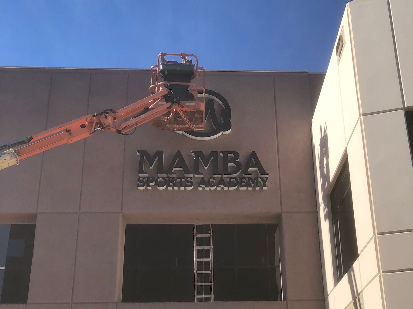 What's next at the newly re-branded Mamba Sports Academy in Newbury Park?