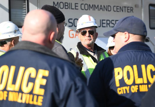 South Jersey Gas Leak Drill Millville