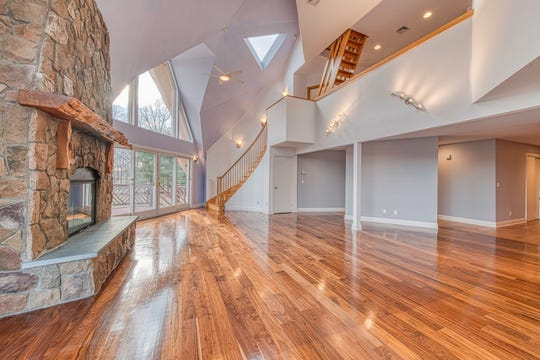 The geodesic dome home at 25 Hillside Ave. in Mount Pleasant is up for sale at $899,000.