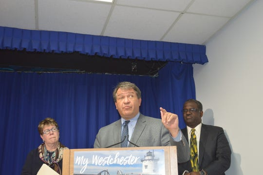 Westchester County Executive George Latimer says it's unfair for the state to treat Westchester differently than it treats Rockland, Putnam or Dutchess counties.