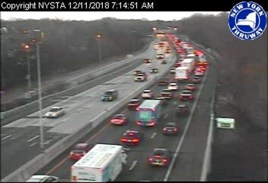 Interstate 95 traffic