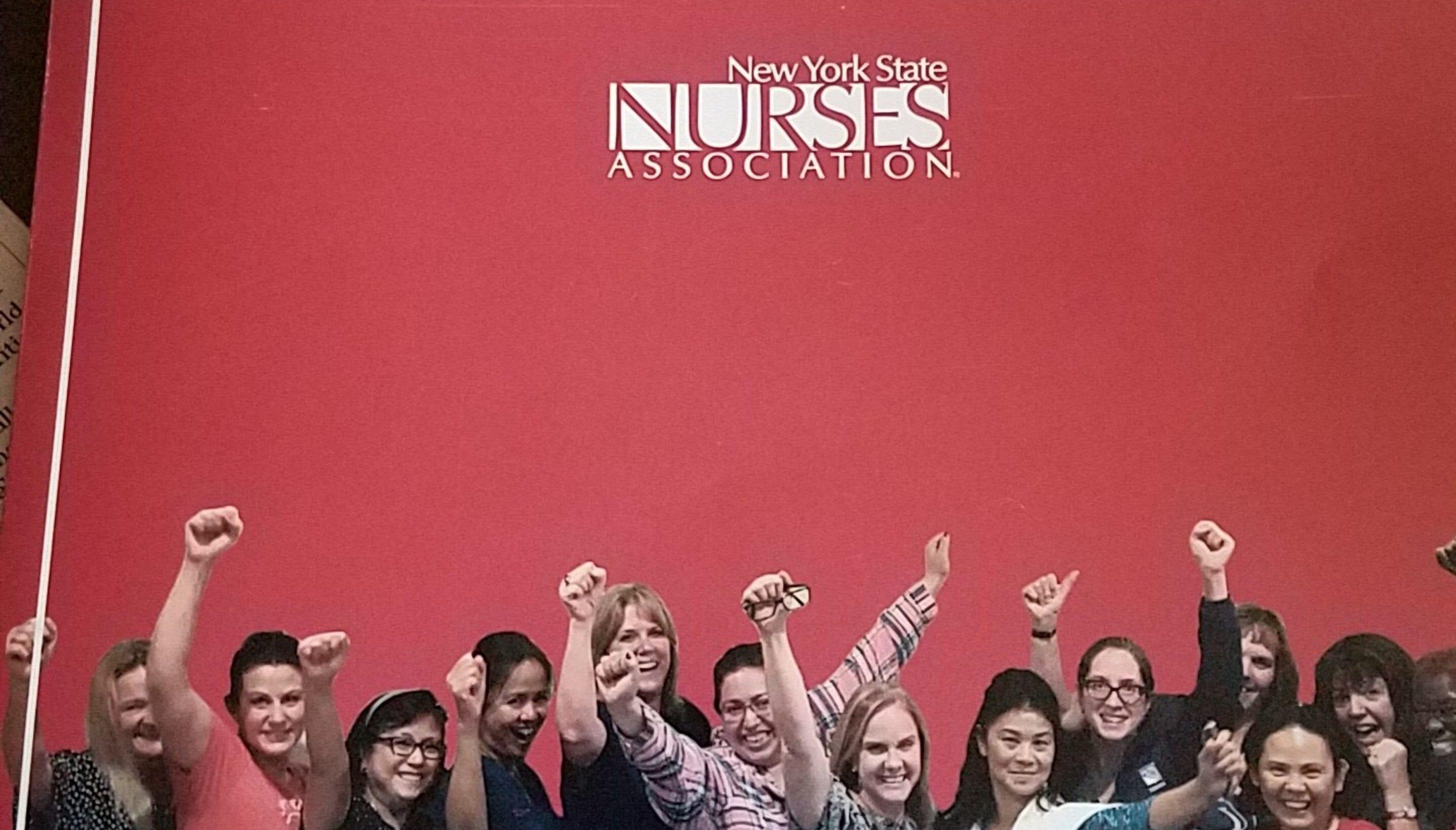 Nurses allege union-busting by NewYork-Presbyterian in