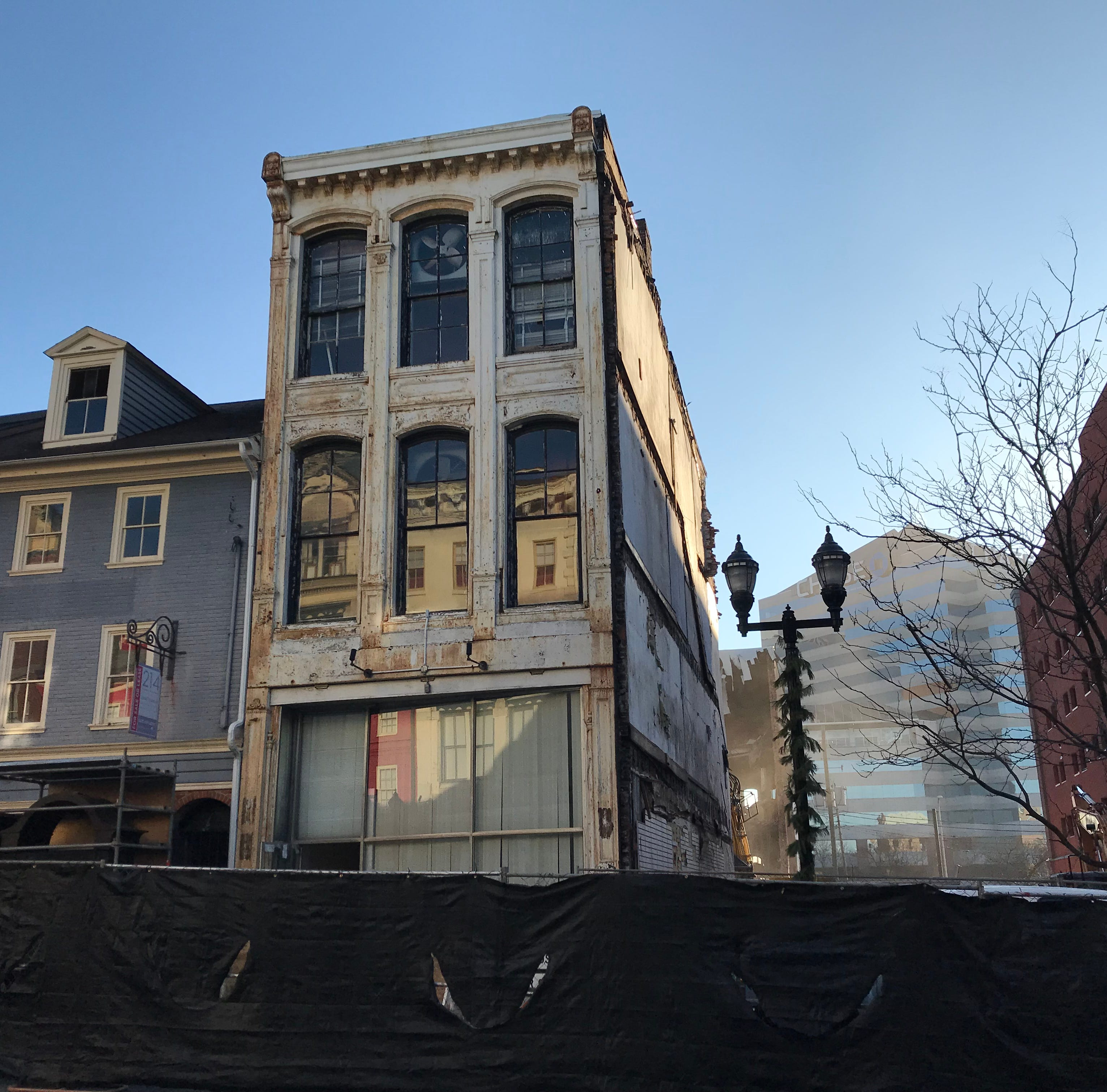 New apartments planned on Wilmington's Market Street