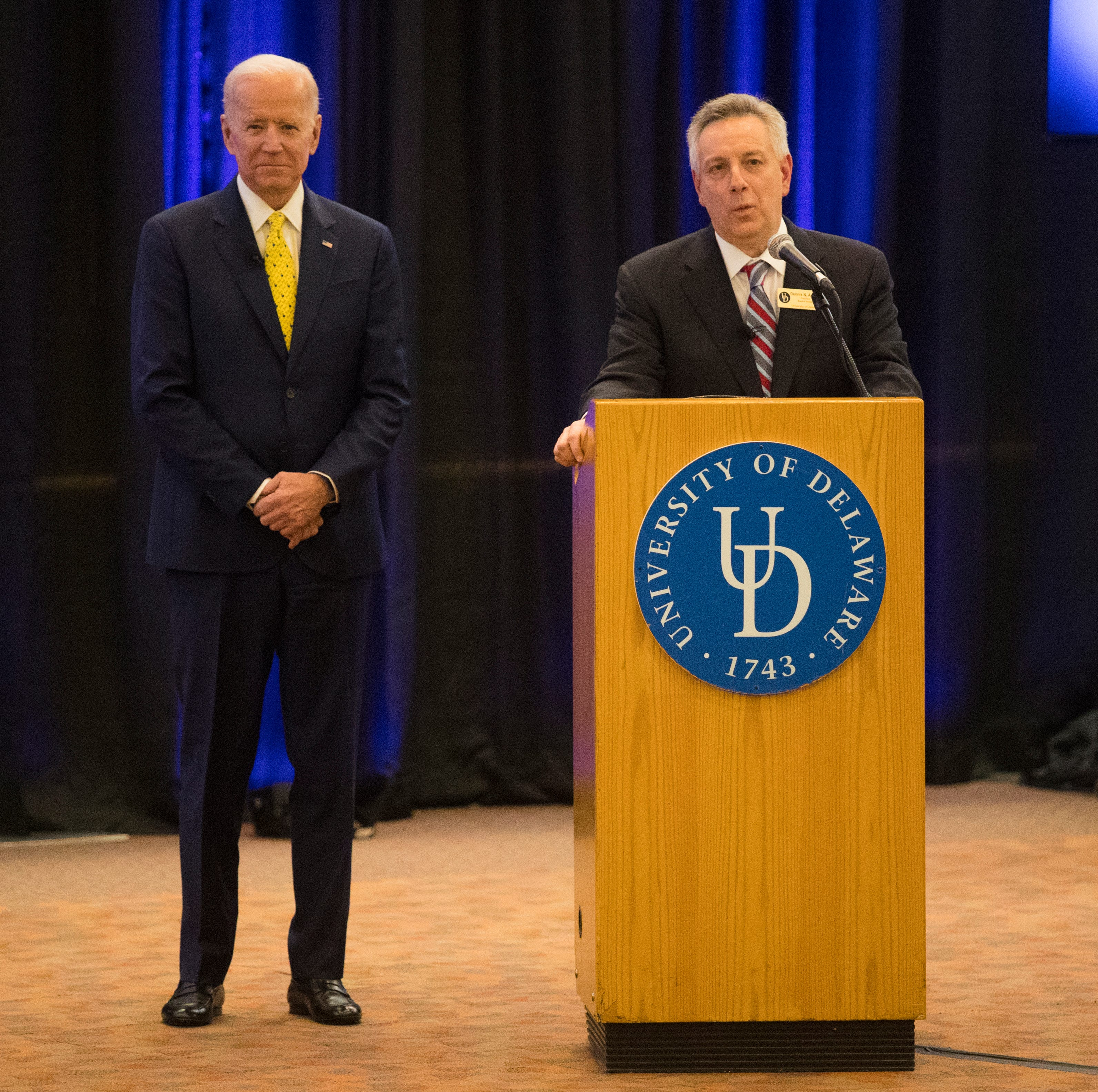 University of Delaware's School of Public Policy renamed for Joe Biden