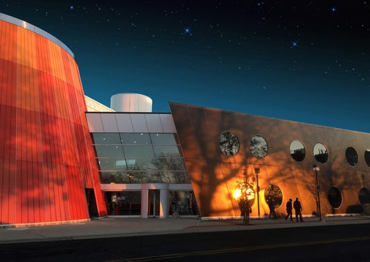 Delta College Planetarium And Learning Center Photo By William Mitchell
