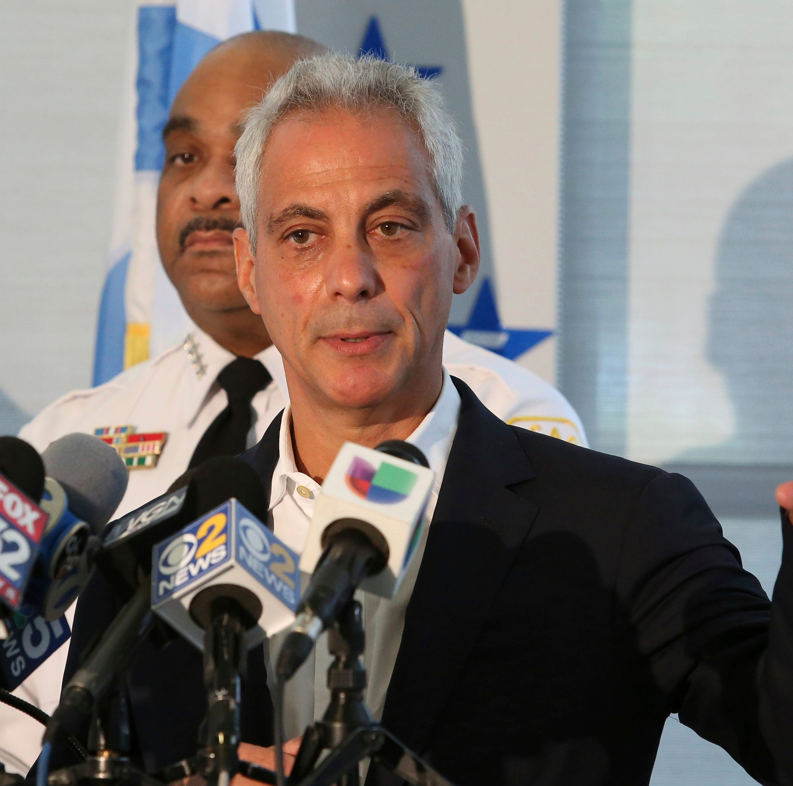 Chicago mayor wants to legalize marijuana, open casino to deal with city's pension crisis