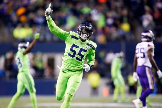 buy online 4d6d0 9ddd7 Seattle Seahawks: Frank Clark says Richard Sherman is 'over ...
