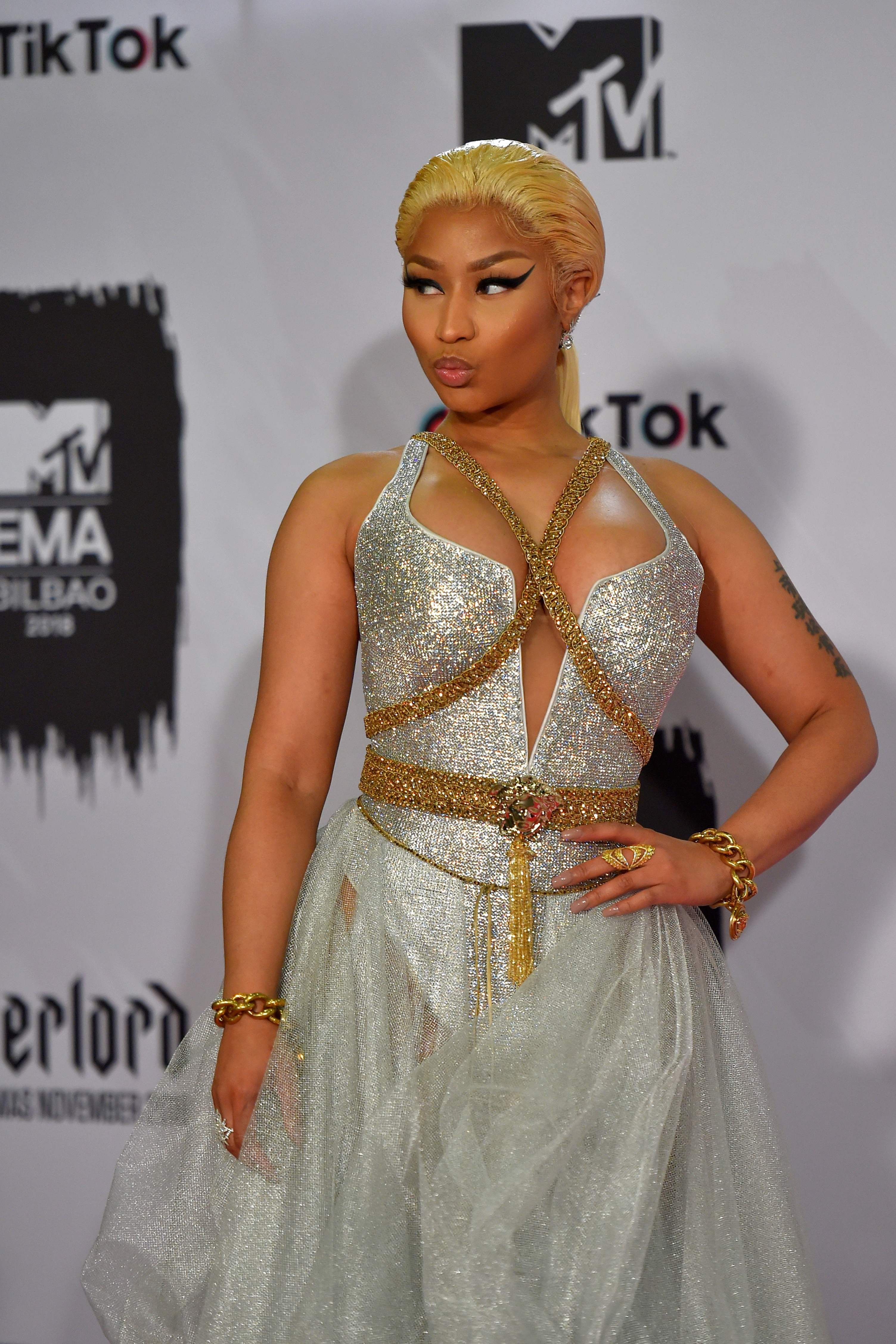 Nicki Minaj goes Instagram-official with registered sex offender Kenneth Petty