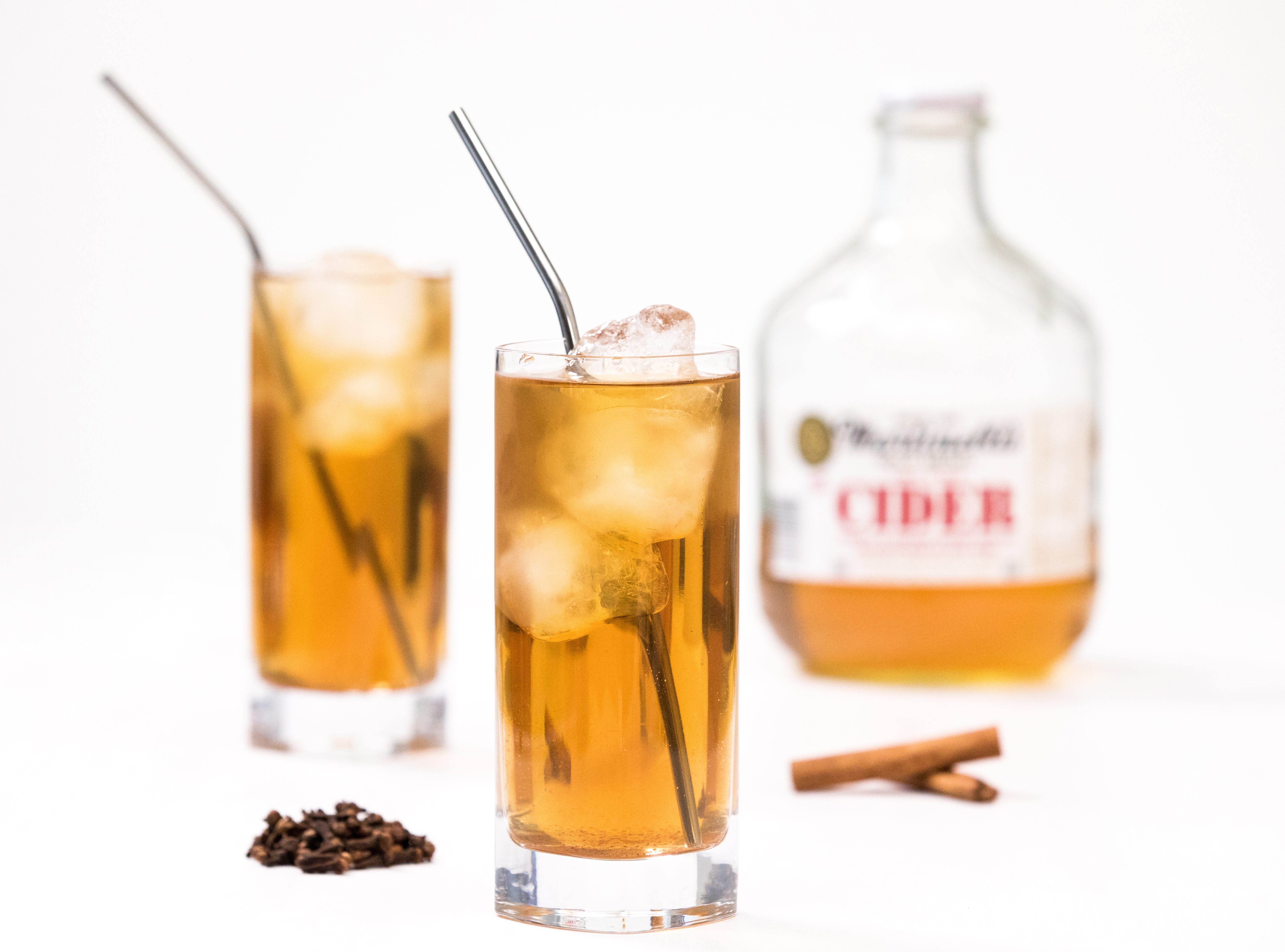 spiced rum apple cider