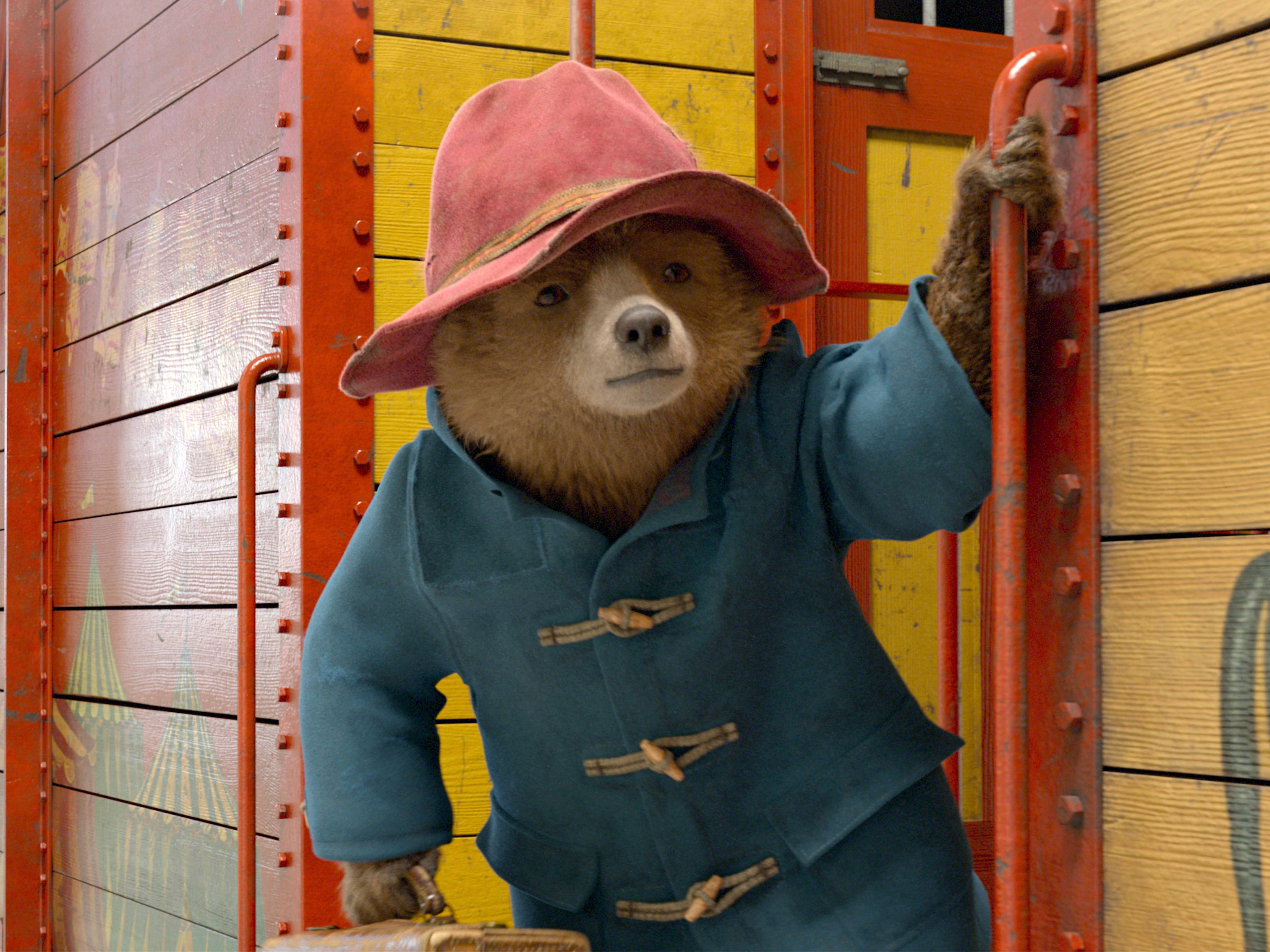 "4) ""Paddington 2""—This family film about the adventures of a cute and cuddly bear in London was an irresistible concoction. Director Paul King layers the movie — based on Michael Bond's beloved children's books — with humor aimed at both the younger set and their parents. It's a delight, especially a supporting performance by Hugh Grant. (Now streaming)"
