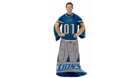 "NFL ""Uniform"" Comfy Throw"