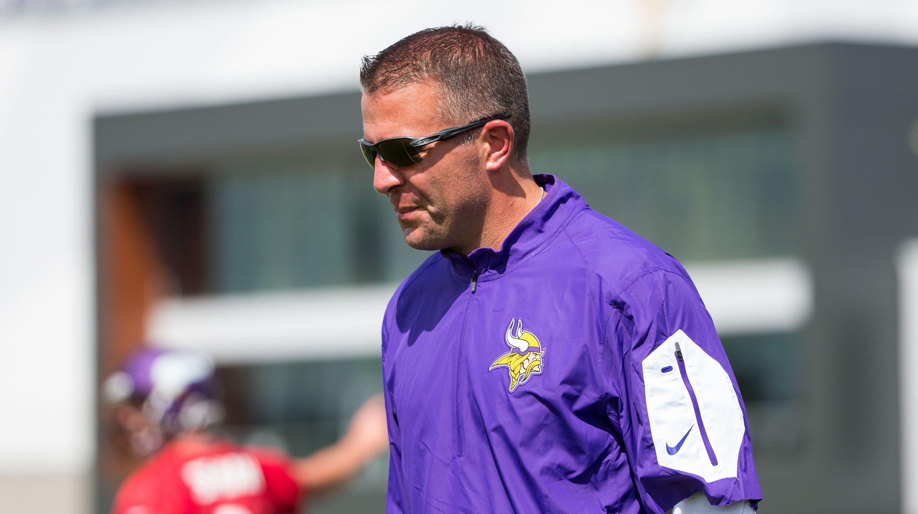c99bcffc John DeFilippo fired by Minnesota Vikings in surprise move after loss