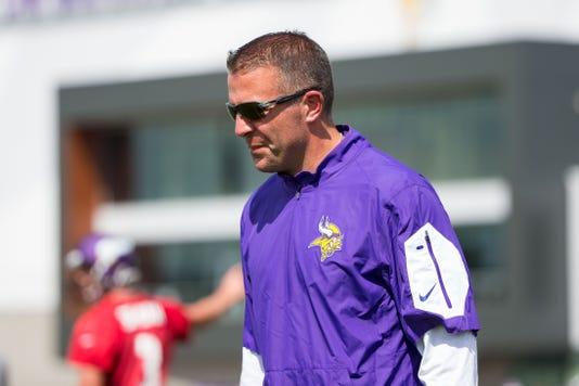 Nfl Minnesota Vikings Training Camp