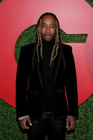 Ty Dolla $ign attends the 2018 GQ Men Of The Year Party at Benedict Estate on Dec. 6.