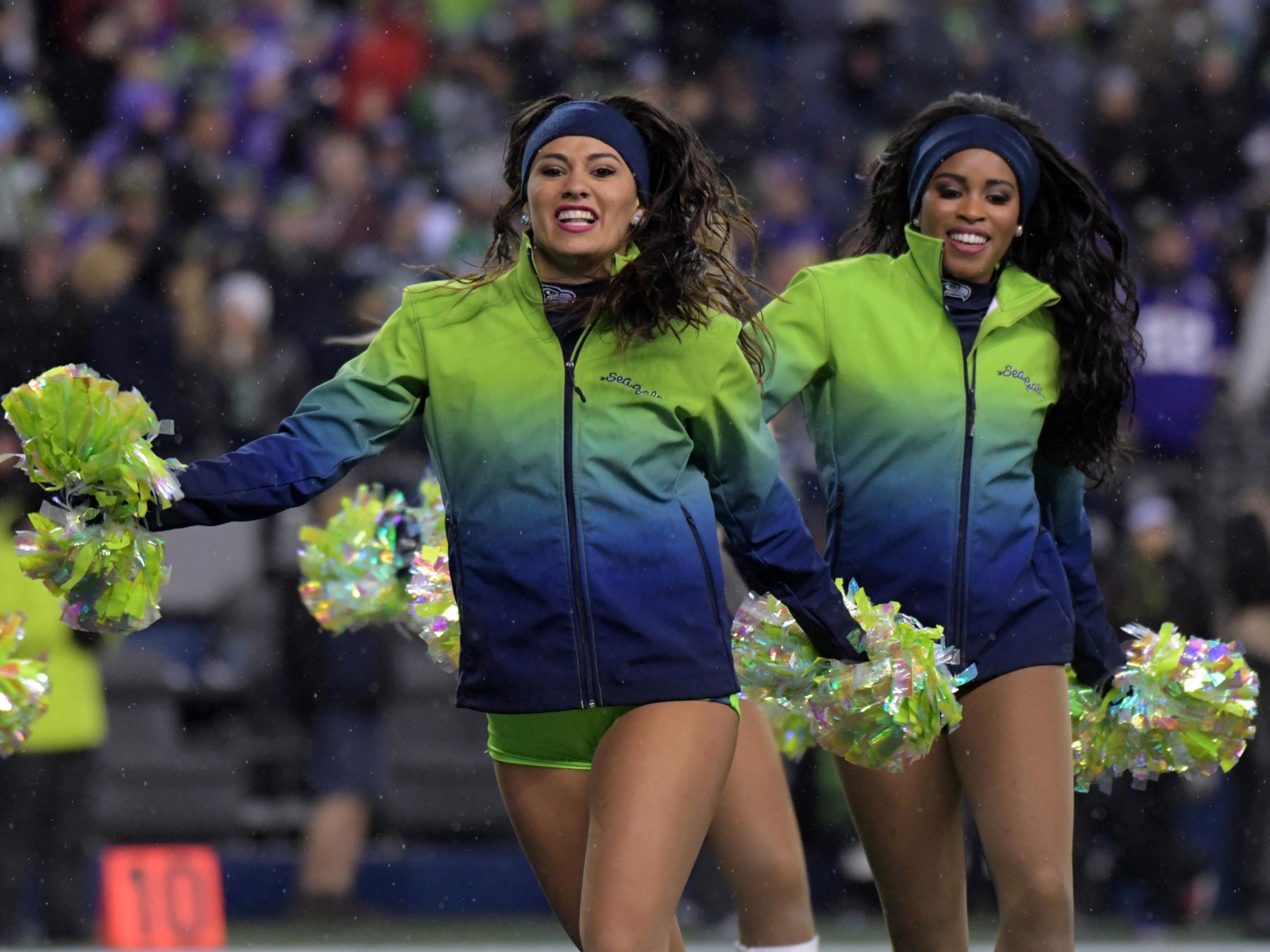 Week 14: Seattle Seahawks
