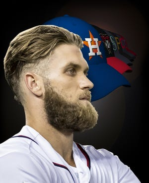 Would the Astros be a fit for Bryce Harper?