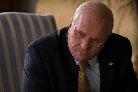 "Christian Bale stars as Vice President Dick Cheney in Adam McKay's ""Vice."""