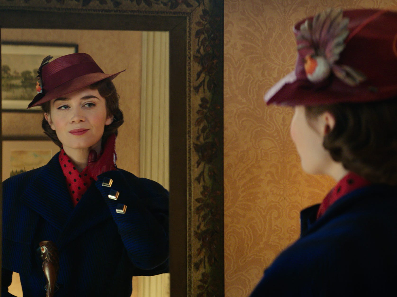 Review: Emily Blunt is spit-spot-on as the iconic nanny of 'Mary Poppins Returns'