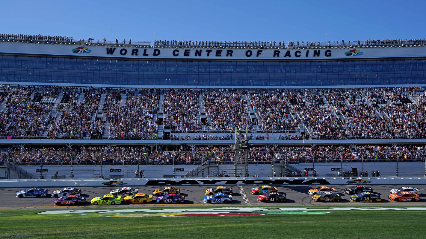 2019 NASCAR Cup schedule: Full time, TV and radio information