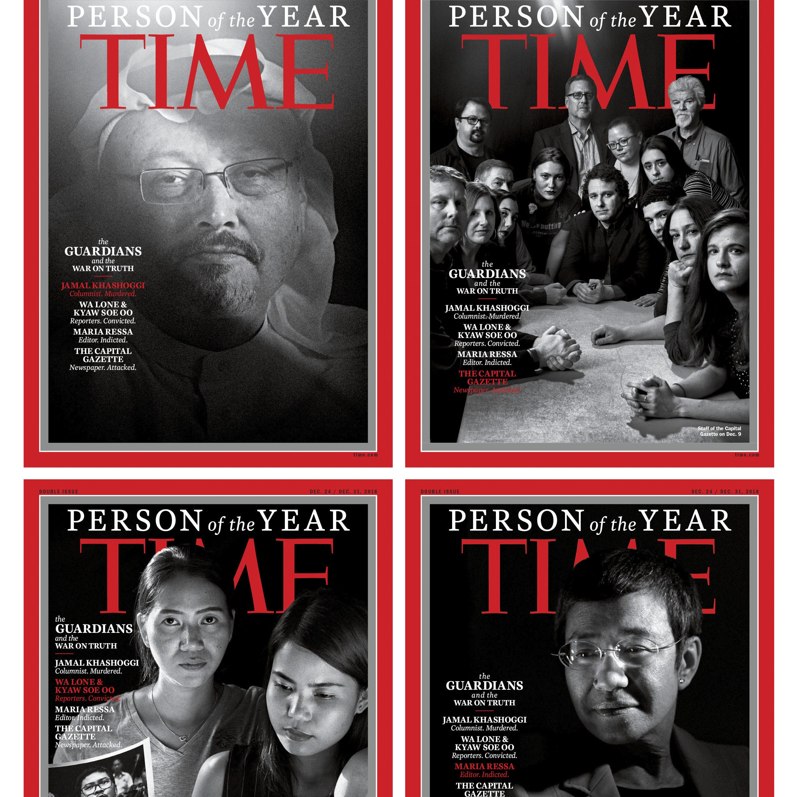 Time magazine rightly honors fallen journalists. But what are the real threats to community news?