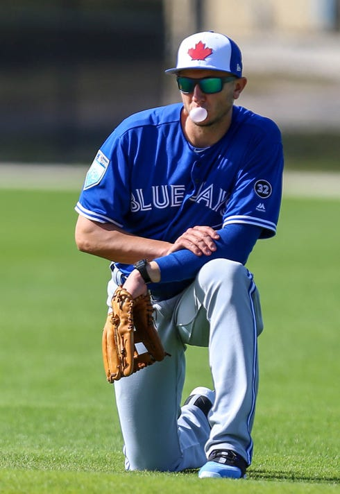 Mlb Toronto Blue Jays Workouts