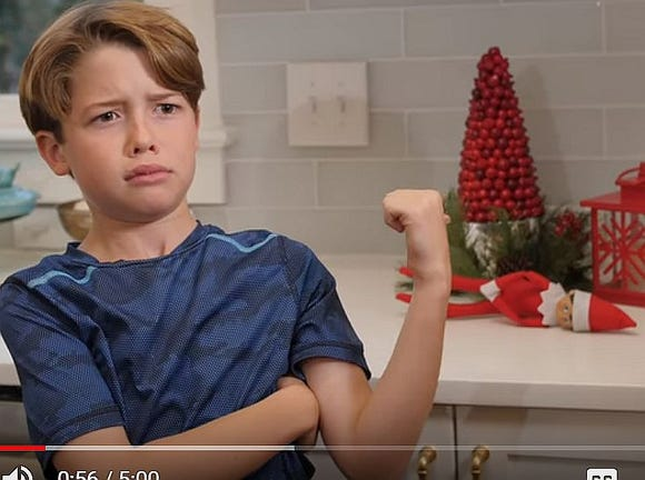 The Holderness Family tackles how sometimes moving and posing the Elf on the Shelf falls through the cracks during the busy holiday season with a funny, music video.