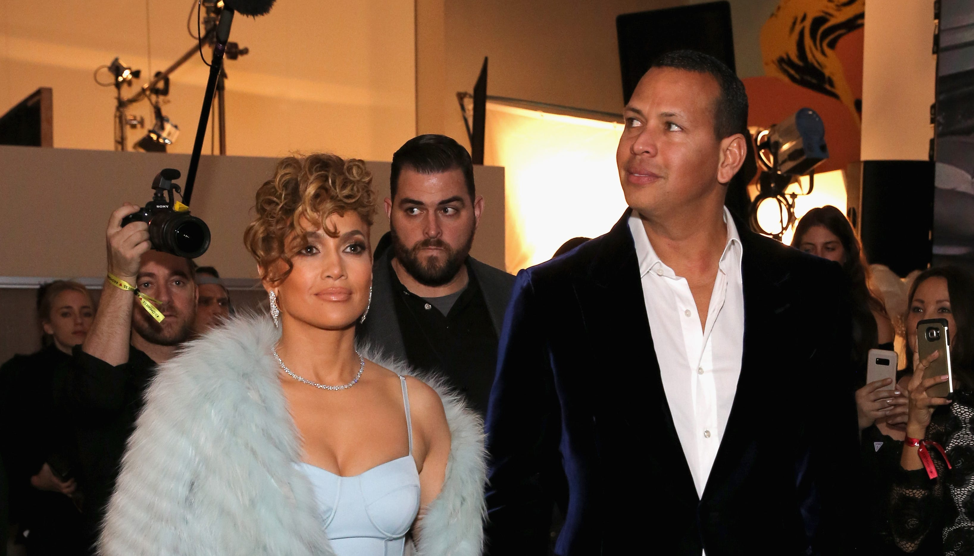 Jennifer Lopez and Alex Rodriquez are living in the relational spotlight.