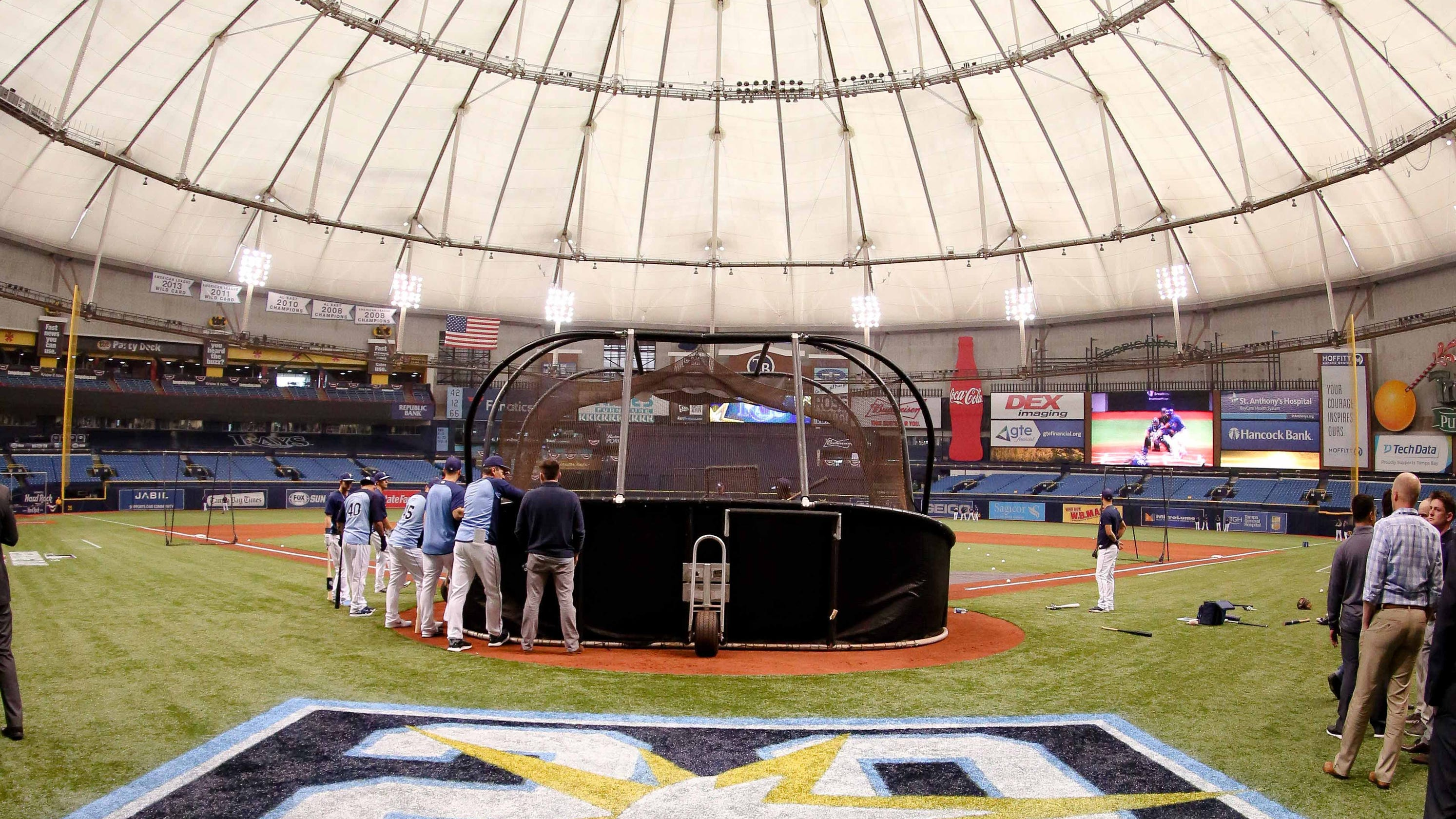 Tampa Bay Rays: Stadium hopes dead – is Tampa future in doubt?