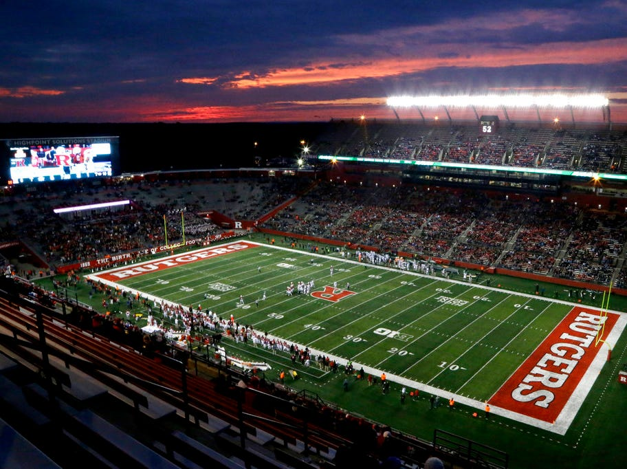 Rutgers $15.2 million subsidy to athletics one of highest in Power 5