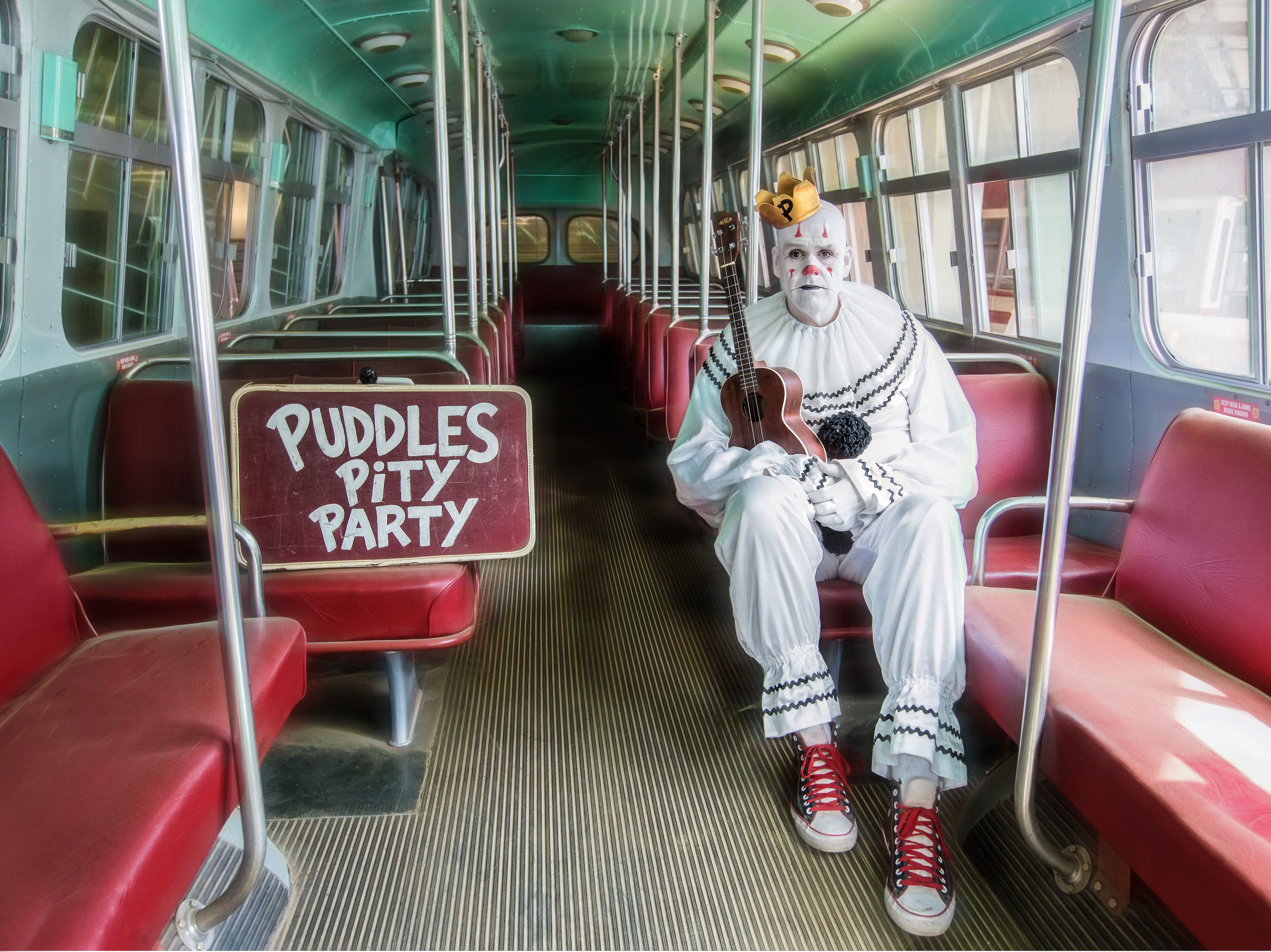 Puddles Pity Party: Why does Asbury Park make this giant sad clown  happy?