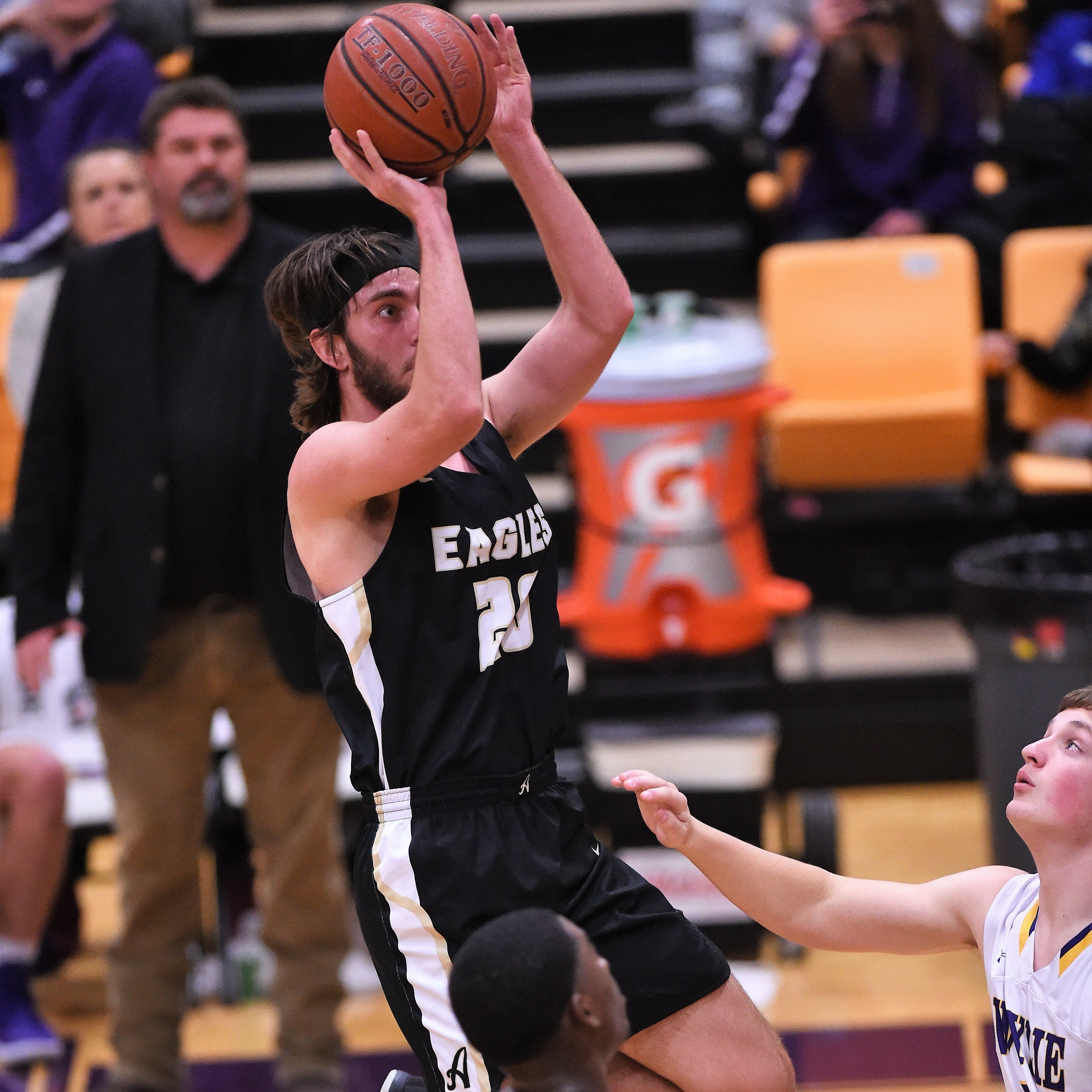 Abilene High boys basketball pulls out playoff-style win at Wylie