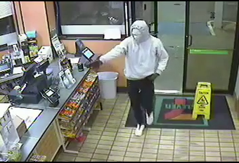 Abilene police on Tuesday, Dec. 11, 2018, released video of convenience store robbery suspects. In Dec. 10 robbery, one suspect shot at the clerk.