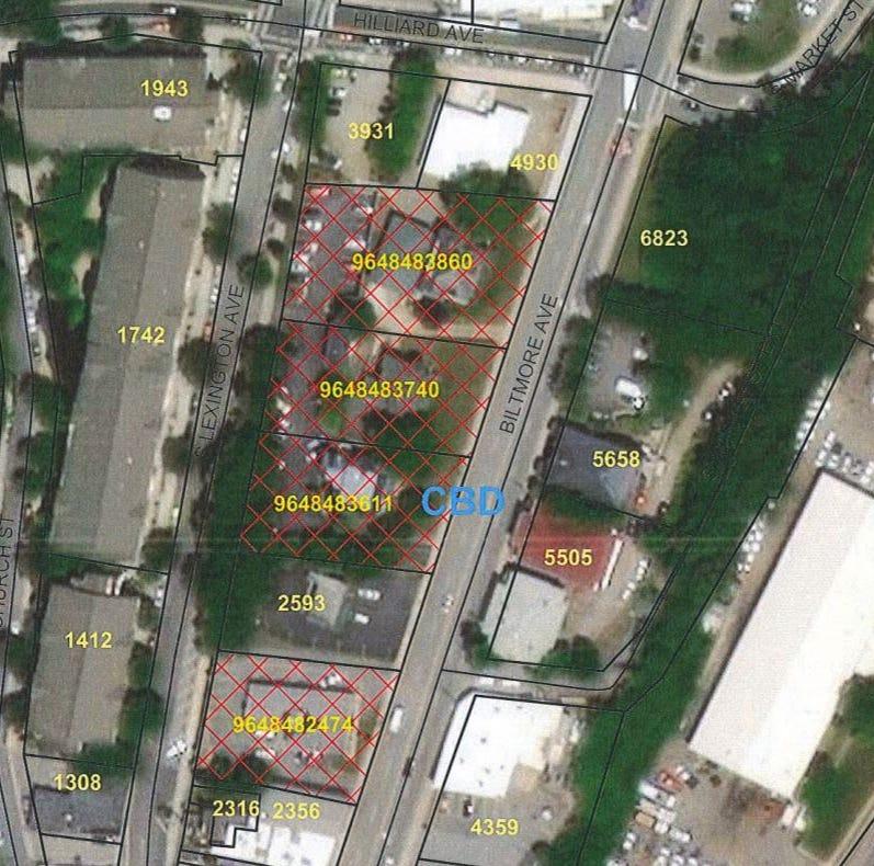 Developer of major hotel on Asheville's South Slope asks for delay of approval process