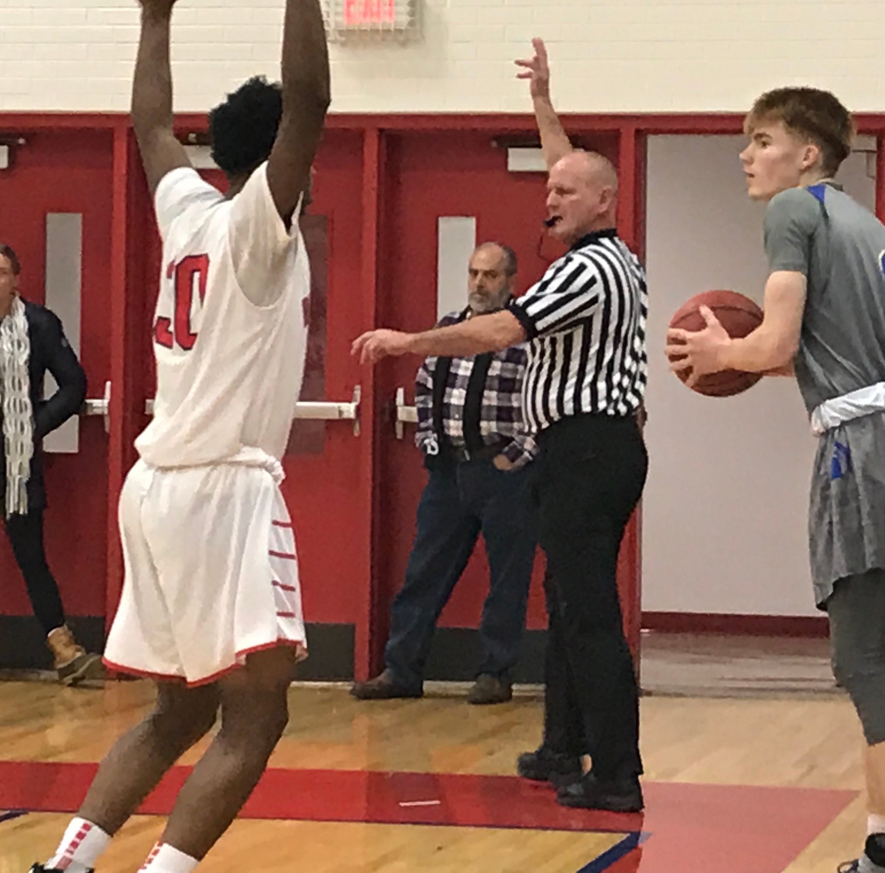 Boys Basketball: M-E's running game too much for Binghamton