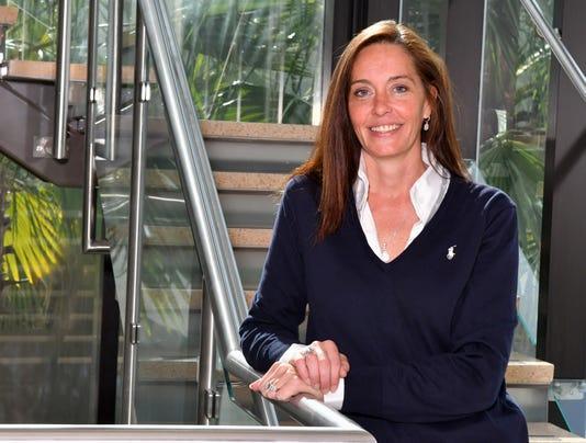 Palm Bay City Manager Lisa Morrell