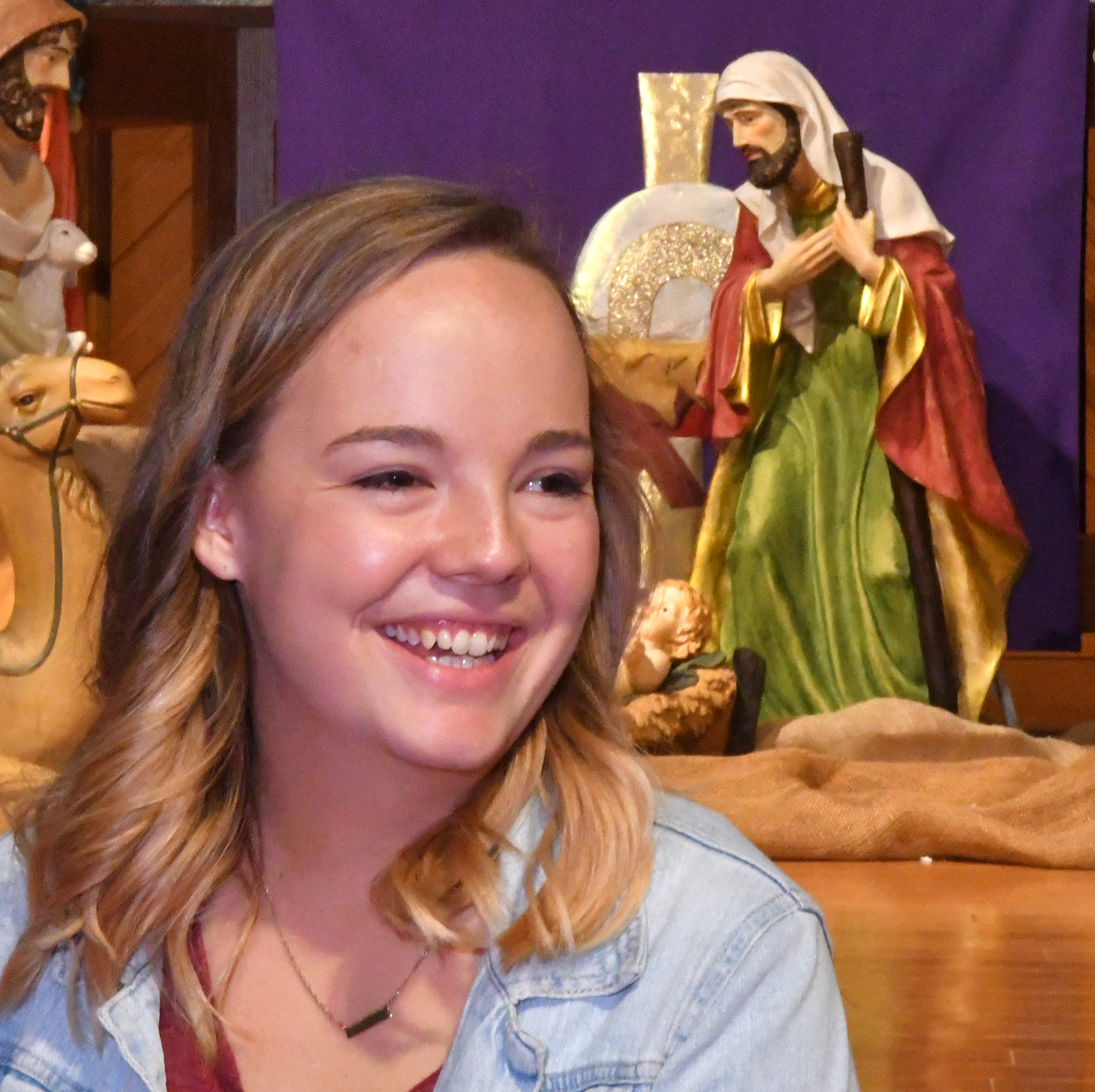 A millennial pastor in Suntree offers her thoughts on religion, youth and Christmas