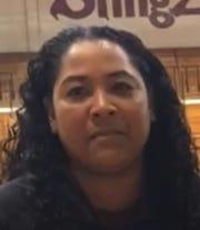 Flour Bluff assistant Floressa Williams-Bacy