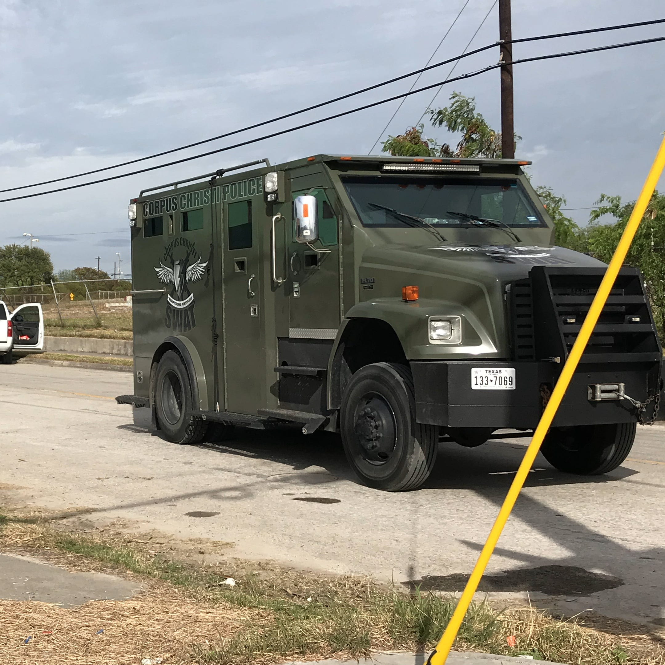 Boy, 16, in custody after standoff with SWAT in Northside Corpus Christi