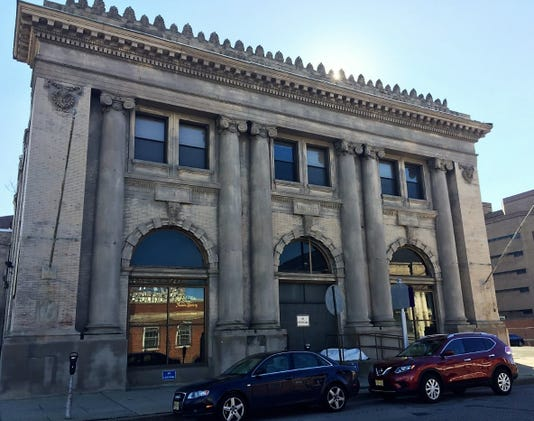 Federal Street Library in Camden