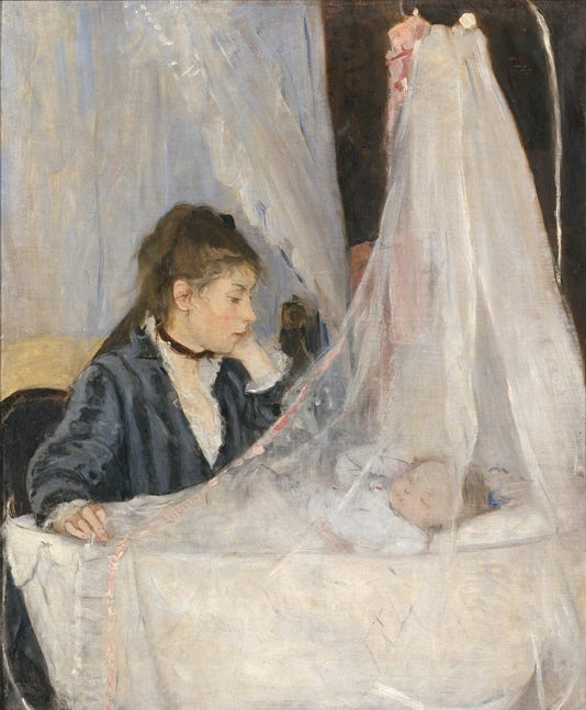 Morisot The Cradle